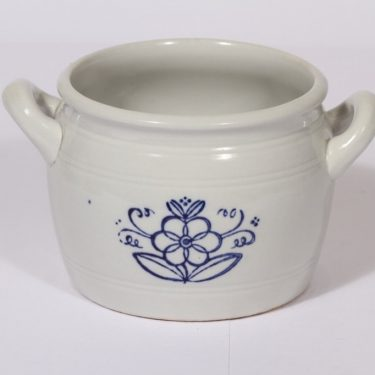 Arabia B 1 pot flower decoration, cobalt decoration, 1 l