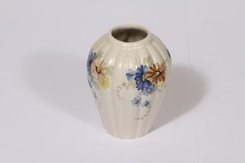 Arabia ARA maljakko, suunnittelija , pieni, käsinmaalattu, kukka-aihe