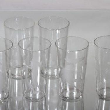 Kauklahden lasi lasit, 30 cl, 6 kpl, suunnittelija , 30 cl, hiottu