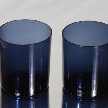 Nuutajärvi Lankkipurkki lasit, 50 cl, 2 kpl, suunnittelija Kaj Franck, 50 cl, suuri