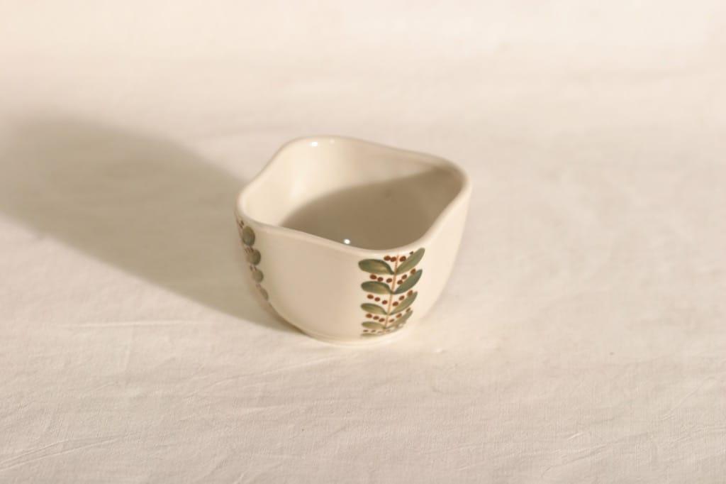 Arabia ARA malja, käsinmaalattu, suunnittelija , käsinmaalattu, pieni