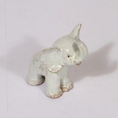 Svante Turunen eläinfiguuri, norsu, suunnittelija , norsu, pieni, norsu