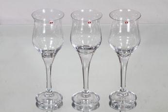 Iittala Loimu lasit, 26 cl, 3 kpl, suunnittelija Timo Sarpaneva, 26 cl, 26 cl