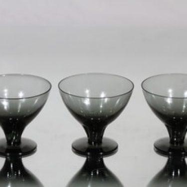 Nuutajärvi GN 46 cocktail-lasit, 8 cl, 3 kpl, suunnittelija Gunnel Nyman, 8 cl, 8 cl