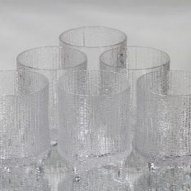 Iittala Ultima Thule lasit, 20 cl, 6 kpl, suunnittelija Tapio Wirkkala, 20 cl, 20 cl