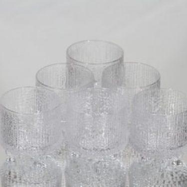 Iittala Ultima Thule lasit, 15 cl, 6 kpl, suunnittelija Tapio Wirkkala, 15 cl, 15 cl