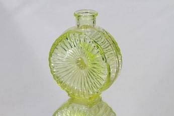 Riihimäen lasi Aurinkopullo koristepullo, koko ¼, suunnittelija Helena Tynell, koko ¼, pieni, koko ¼