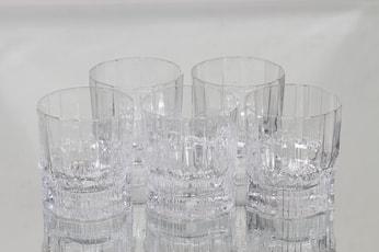 Iittala Pallas lasit, 20 cl, 5 kpl, suunnittelija Tapio Wirkkala, 20 cl, 20 cl