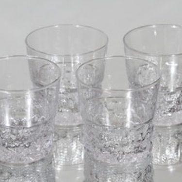 Iittala Kimara lasit, 15 cl, 4 kpl, suunnittelija Timo Sarpaneva, 15 cl, 15 cl