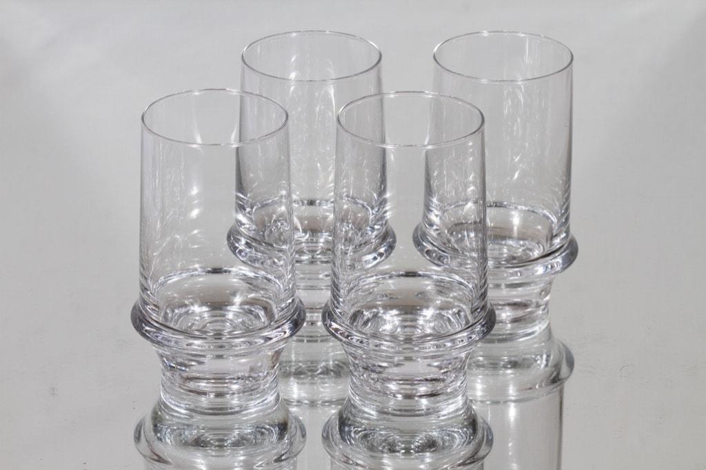 Iittala Marski lasit, 25 cl, 4 kpl, suunnittelija Tapio Wirkkala, 25 cl, 25 cl