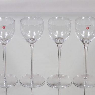 Iittala lasit, 10 cl, 4 kpl, suunnittelija , 10 cl, 10 cl