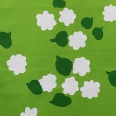 Marimekko kangas, Taivaankukat, suunnittelija Maija Isola, Taivaankukat, retro, Taivaankukat