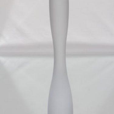 Iittala Marcel kynttilänjalka, signeerattu, suunnittelija Timo Sarpaneva, signeerattu, suuri, signeerattu