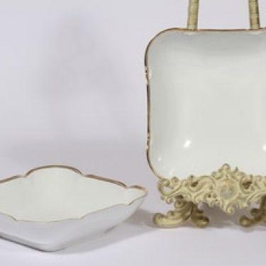 Arabia Kultapekka kulhot, 2 kpl, suunnittelija , kultakoriste