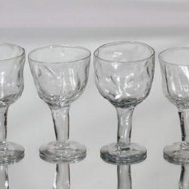 Humppila Fantasia viinilasit, 10 cl, 4 kpl, suunnittelija Henrik Koivula, 10 cl