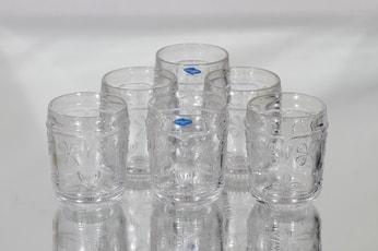 Nuutajärvi Apila lasit, 15 cl, 6 kpl, suunnittelija , 15 cl