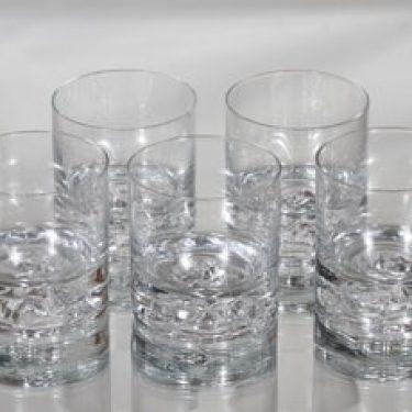 Nuutajärvi Himalaja lasit, 30 cl, 5 kpl, suunnittelija , 30 cl