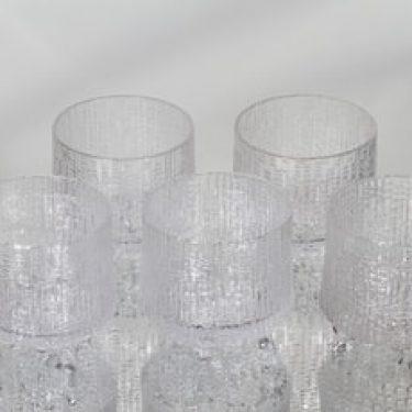 Iittala Ultima Thule lasit, 10 cl, 5 kpl, suunnittelija Tapio Wirkkala, 10 cl
