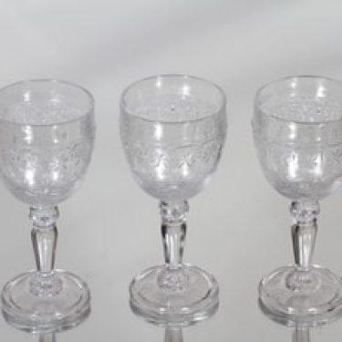 Nuutajärvi Apila lasit, 10 cl, 3 kpl, suunnittelija , 10 cl