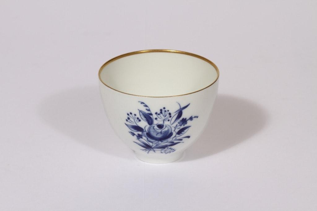 Arabia Antica bowl, designer Svea Granlund, small, flower theme