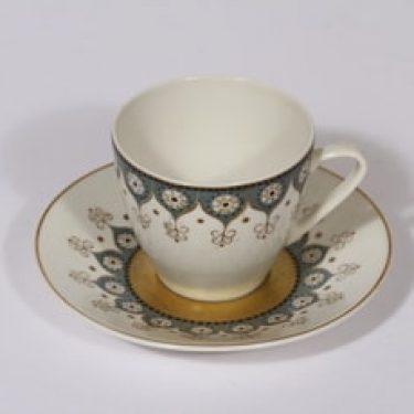 Arabia Katinka kahvikuppi, suunnittelija Hilkka-Liisa Ahola,