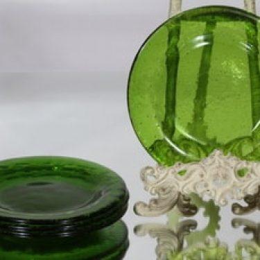 Humppila Talonpoika lautaset, vihreä, 4 kpl, suunnittelija , pieni