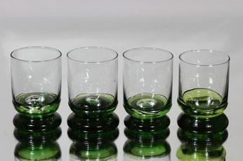 Humppila Kievari lasit, 14 cl, 4 kpl, suunnittelija Matti Halme, 14 cl