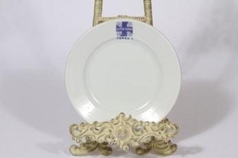 Arabia Lotta-Svärd lautanen, suunnittelija , siirtokuva