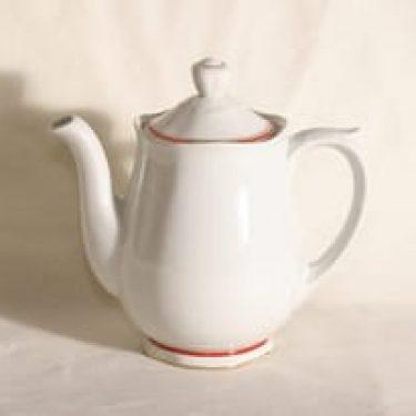 Arabia AS1 kahvikannu, 1.15 l, suunnittelija , 1.15 l, raitakoriste