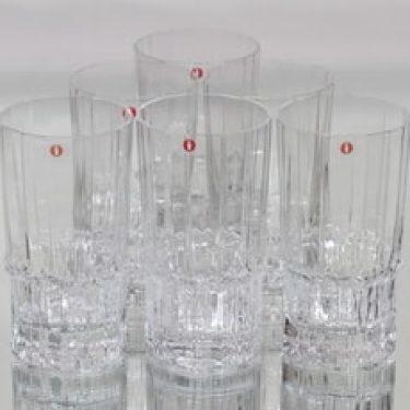 Iittala Pallas lasit, 30 cl, 6 kpl, suunnittelija Tapio Wirkkala, 30 cl