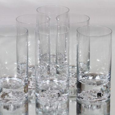 Iittala Himalaja lasit, 38 cl, 6 kpl, suunnittelija Björn Weckström, 38 cl