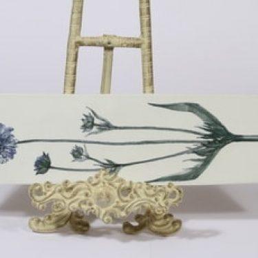 Arabia Flora seinälaatta, suunnittelija Esteri Tomula,
