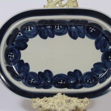 Arabia Anemone vati, sininen, suunnittelija Ulla Procope,