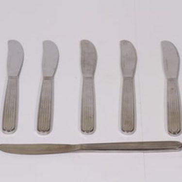 Hackman Scandia veitset, 6 kpl, suunnittelija Kaj Franck,