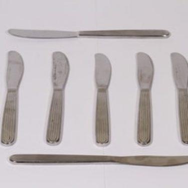 Hackman Scandia veitset, 7 kpl, suunnittelija Kaj Franck,