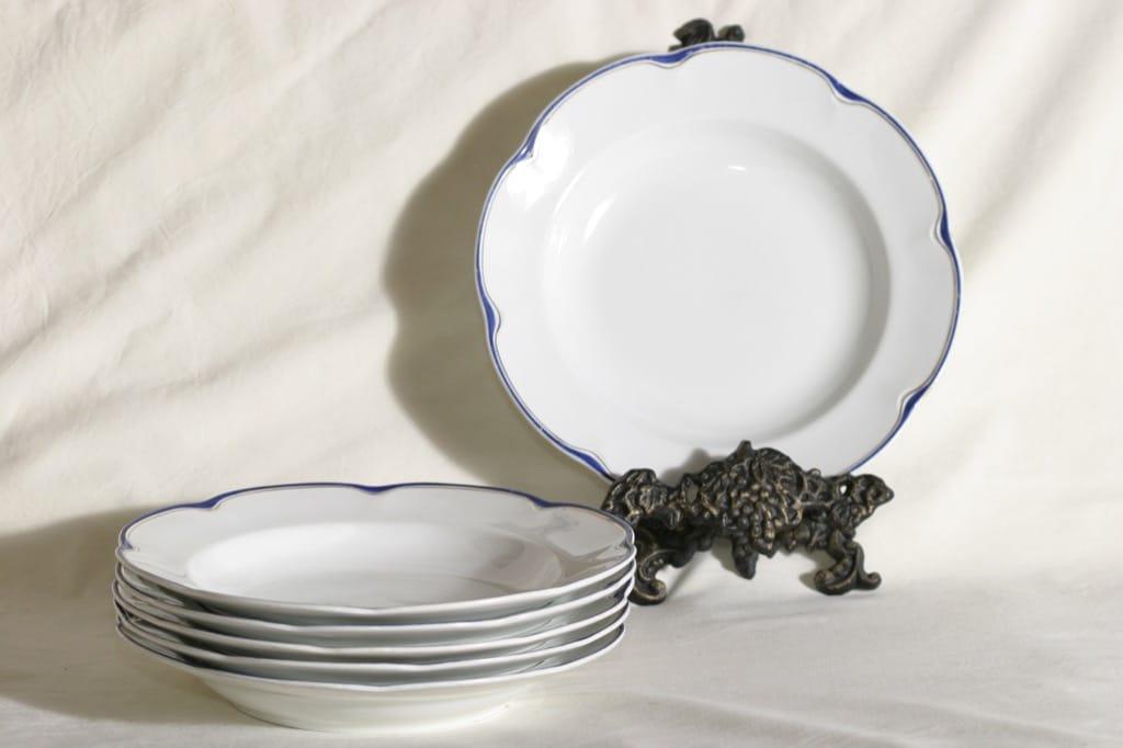 Arabia Pekka soup plates, 6 pcs