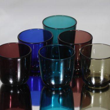 Nuutajärvi 5023 lasit, 30 cl, 6 kpl, suunnittelija Kaj Franck, 30 cl
