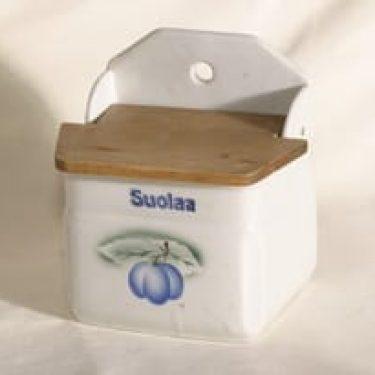 Arabia Luumu suola-astia, suunnittelija ,