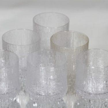 Iittala Ultima Thule lasit, 28 cl, 6 kpl, suunnittelija Tapio Wirkkala, 28 cl