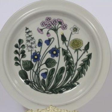 Arabia Flora vati, suunnittelija Esteri Tomula, suuri, serikuva, kukka-aihe