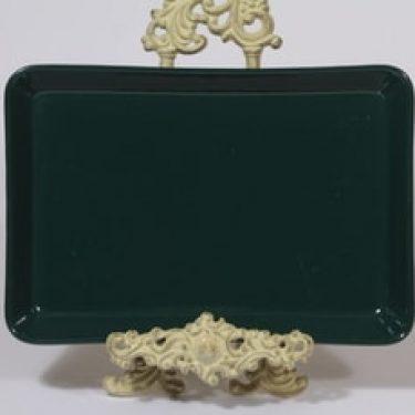 Arabia Kilta vati, vihreä, suunnittelija Kaj Franck,