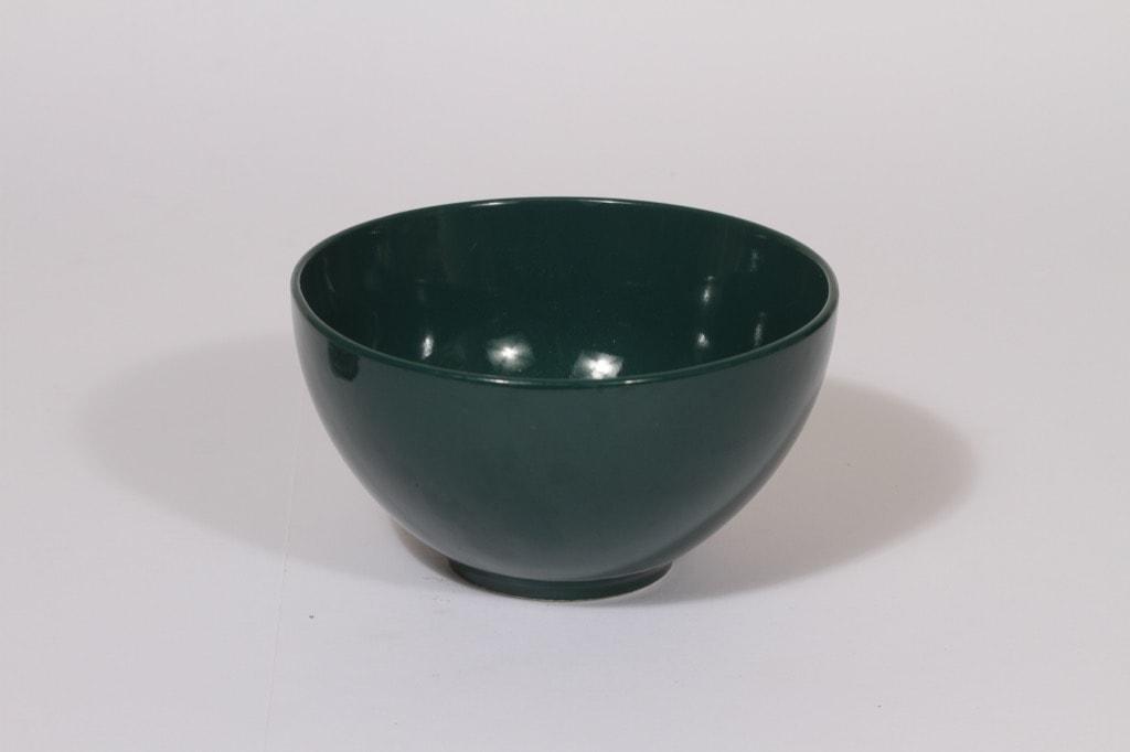 Arabia Kilta kulho, vihreä, suunnittelija Kaj Franck,