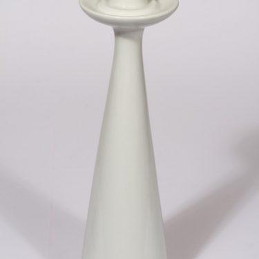 Arabia lampunjalka, valkoinen, suunnittelija ,