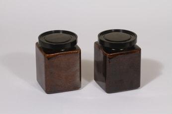 Arabia FE 2 tölkit, koristelematon, 2 kpl, suunnittelija , koristelematon