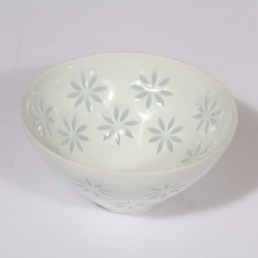 Arabia FK bowl, porcelain, designer Friedl Holzer-Kjellberg, small, mass signed