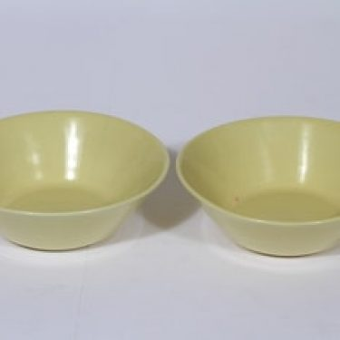 Arabia Kilta lautaset, syvä, 2 kpl, suunnittelija Kaj Franck, syvä