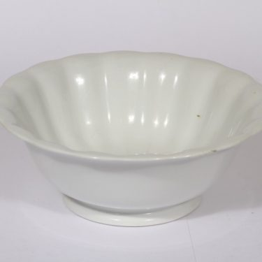 Arabia bowl, white, big