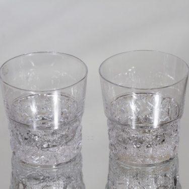 Iittala Kimara lasit, 18 cl, 2 kpl, suunnittelija Timo Sarpaneva, 18 cl