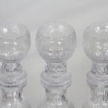 Iittala Kekkerit cocktail-lasit, 13 cl, 3 kpl, suunnittelija Timo Sarpaneva, 13 cl