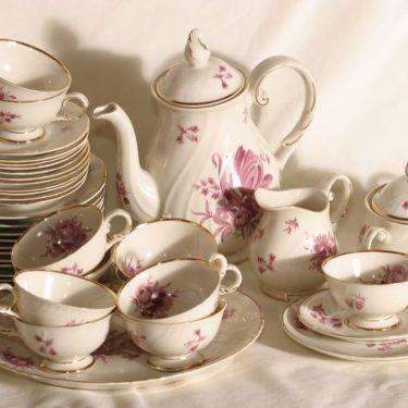 Arabia Regina kahviastiasto 12 hengelle, suunnittelija ,